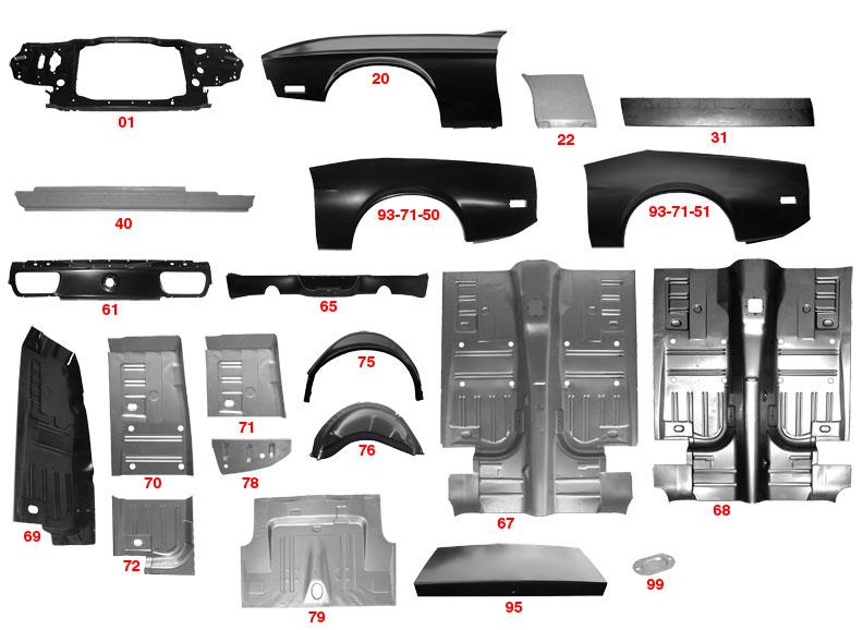 Parts – Contemporary Automotive